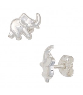 Kinder Ohrstecker Elefant 925 - 4053258257654