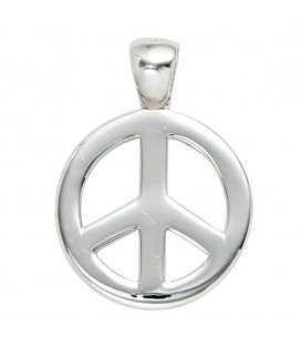 Anhänger Peace 925 Sterling - 4053258212158