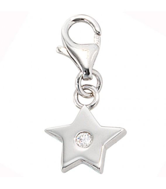 Einhänger Charm Stern 925 - 4053258095454