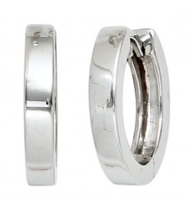 Creolen 925 Sterling Silber - 4053258219102