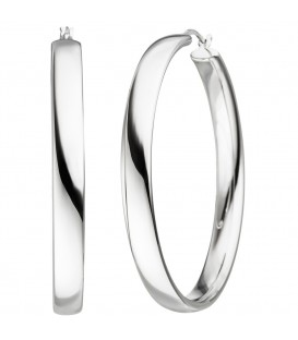 Creolen 925 Sterling Silber - 4053258328774