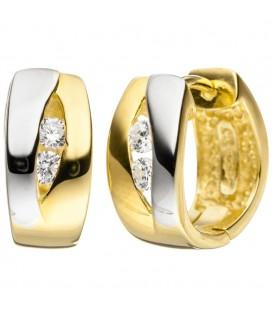 Creolen 925 Sterling Silber - 4053258313336