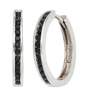 Creolen 925 Silber mit - 4053258217610
