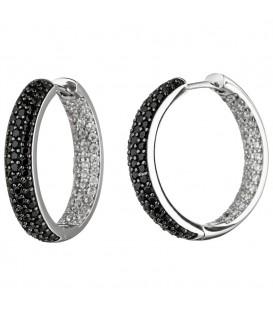 Creolen 925 Sterling Silber - 4053258319840