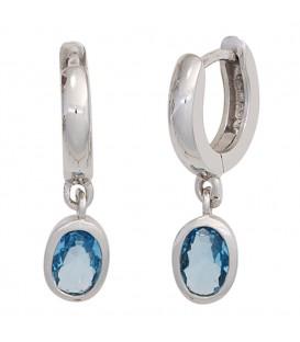 Creolen 925 Sterling Silber - 4053258263167