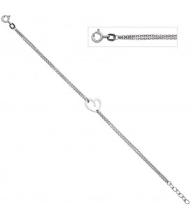 Armband Herz 925 Sterling - 4053258312018