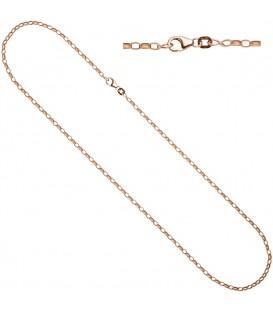 Ankerkette 925 Silber rotgold - 4053258324882