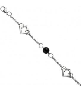 Armband aus Edelstahl mit - 4053258302835