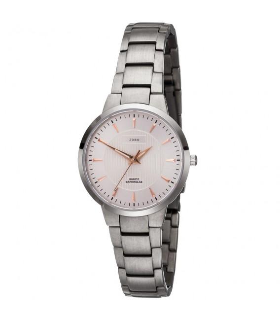 JOBO Damen Armbanduhr Quarz - 4053258323298