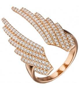 Damen Ring Flügel Engelsflügel - 4053258320396