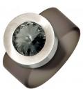 Damen Ring PVC mit - 40882