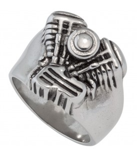 Herren Ring Motor Motorblock - 4053258286302