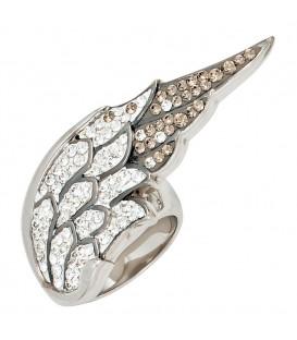 Damen Ring Engelsflügel 925 - 4053258240052