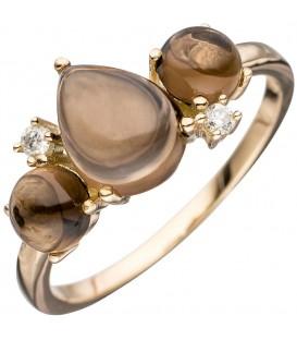 Damen Ring 585 Gold - 4053258287392 Produktbild