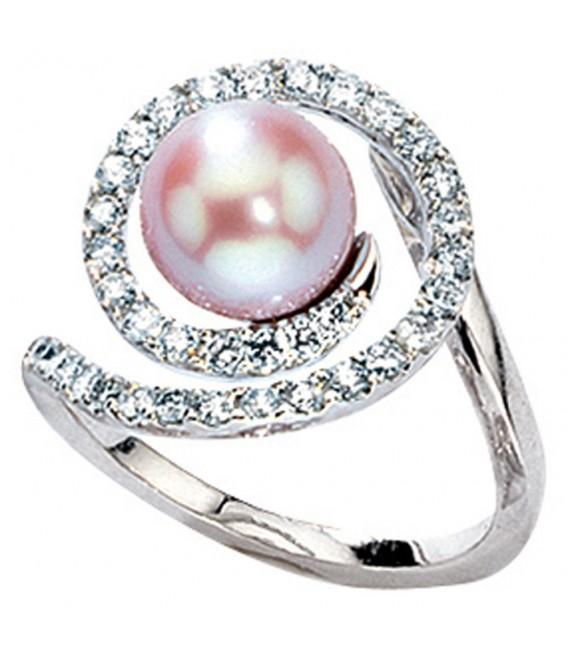 Damen Ring 585 Gold - 4053258059487 Zoom