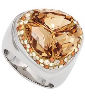 Damen Ring breit aus - 4053258301753