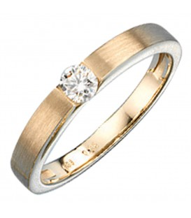 Damen Ring 585 Gold - 4053258034835 Produktbild