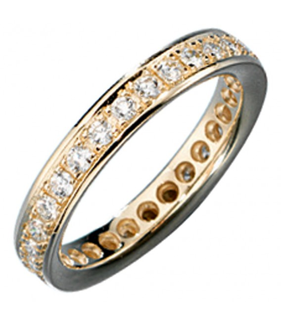 Memory Ring 585 Gold - 4053258042311 Zoom