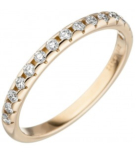 Damen Ring 585 Gold - 4053258335239 Produktbild