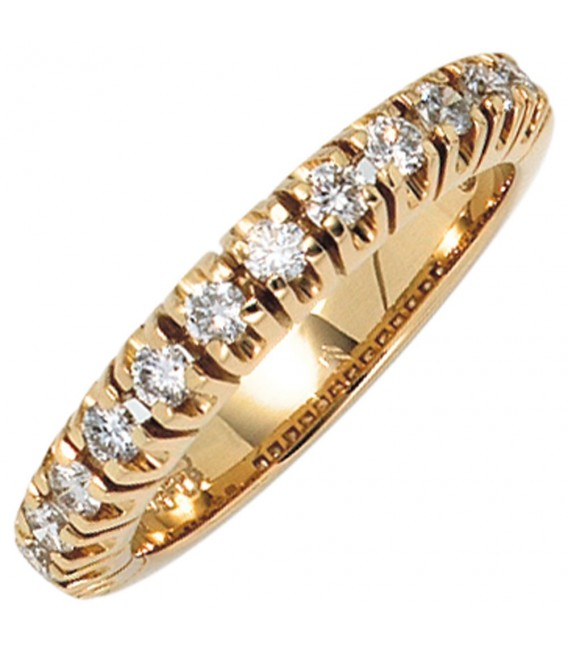Damen Ring 585 Gold - 4053258035870 Zoom