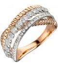 Damen Ring 585 Gold - 46763