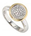 Damen Ring 585 Gold - 37340
