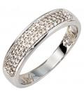 Damen Ring 585 Gold - 34284