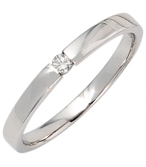 Damen Ring 585 Gold - 4053258231388