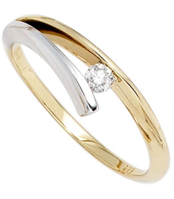 Damen Ring 585 Gold - 4053258231265