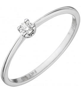 Damen Ring 585 Gold - 4053258330708