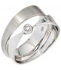 Damen Ring breit 585 - 39454