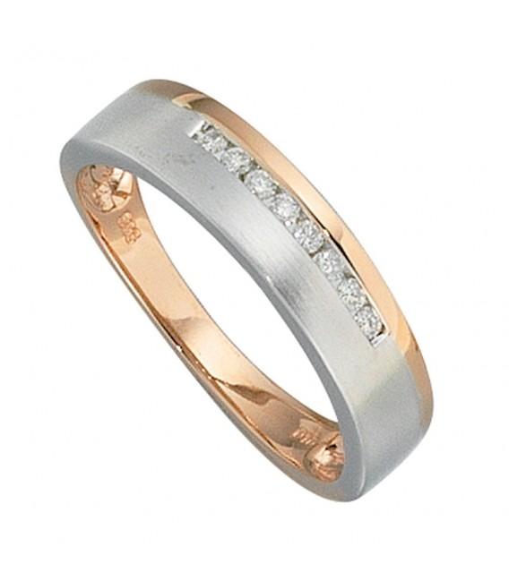 Damen Ring 585 Gold - 4053258041529