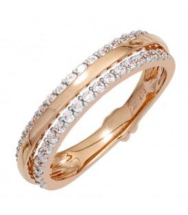 Damen Ring 585 Gold - 4053258244371