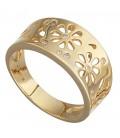 Damen Ring Blumen 585 - 34506