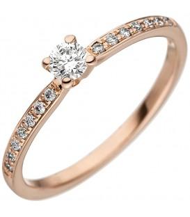 Damen Ring 585 Gold - 4053258339503