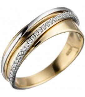 Damen Ring 585 Gold - 4053258313718