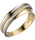 Damen Ring 585 Gold - 46611