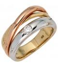 Damen Ring 585 Gold - 34336