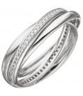 Damen Ring 585 Gold - 46603