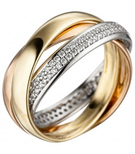 Damen Ring 585 Gold - 4053258314081