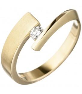 Damen Ring 585 Gold - 4053258315040