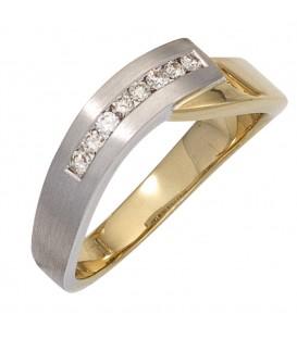 Damen Ring 585 Gold - 4053258244715 Produktbild