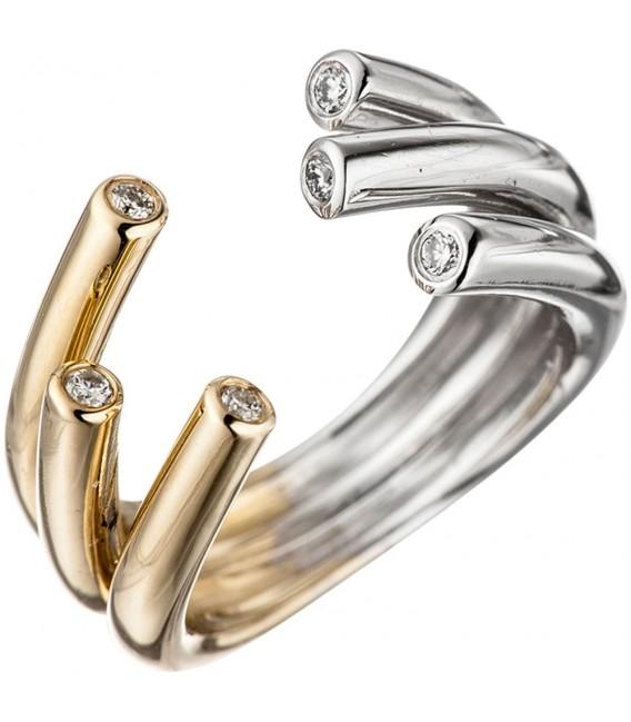 Damen Ring offen 585 - 4053258040324 Zoom