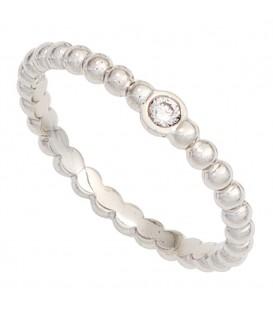 Damen Ring Kugel 950 - 4053258246955