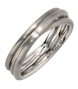 Damen Ring 950 Platin - 4053258043264