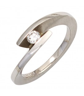 Damen Ring 950 Platin - 4053258247143