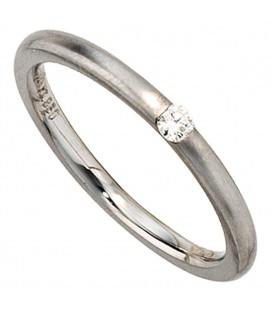 Damen Ring 950 Platin - 4053258043813 Produktbild