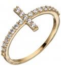 Damen Ring 333 Gold - 46790