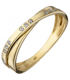 Damen Ring 333 Gold - 4053258306888