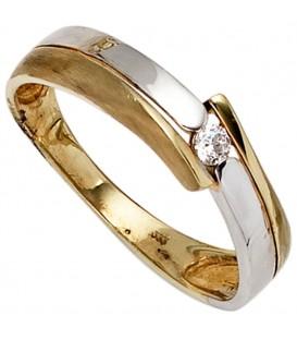 Damen Ring 333 Gold - 4053258233603